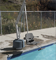Titan 600 Pool Lift